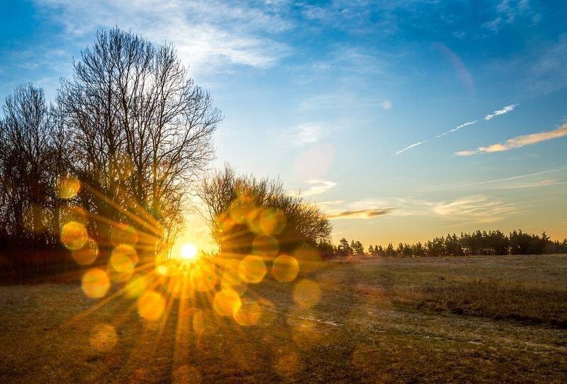 Умеренно-теплая погода ожидается на праздники в Забайкалье